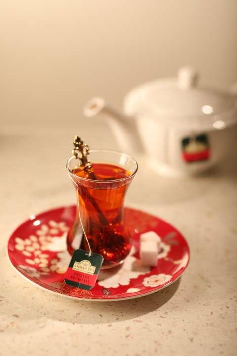 چای کهنه دم