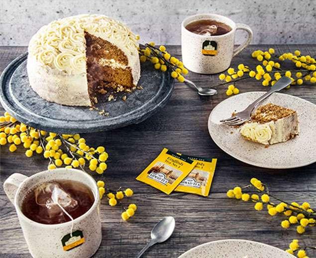 English Tea No.1 & Honey Cake