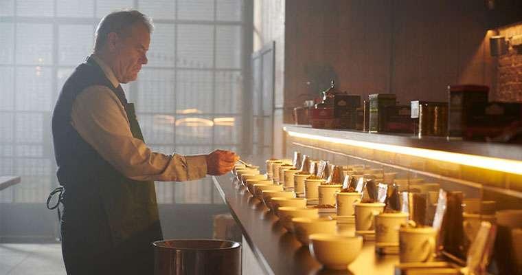 هنرمندی در صنعت چای