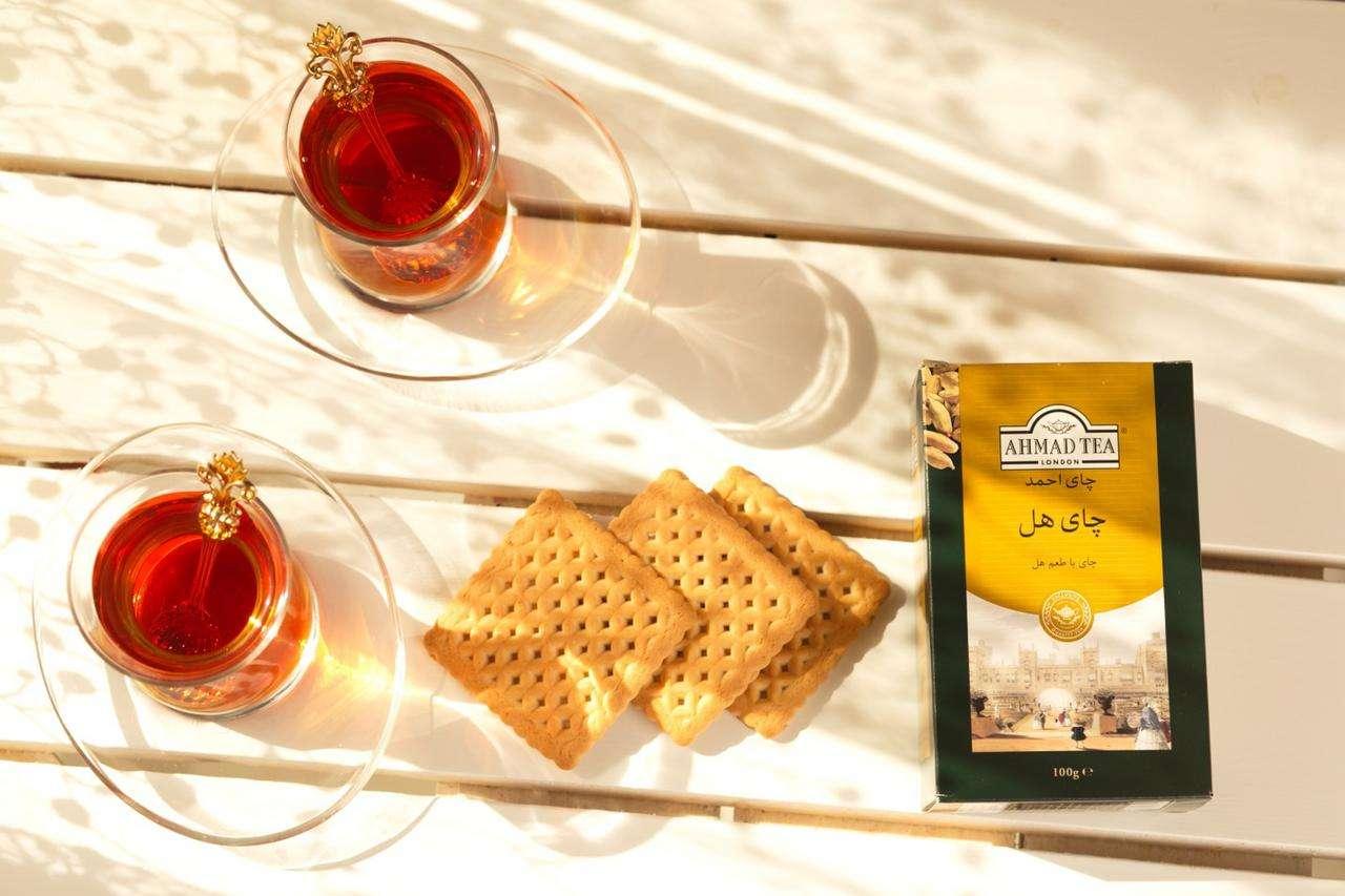 سنت نوشیدن چای در ایران